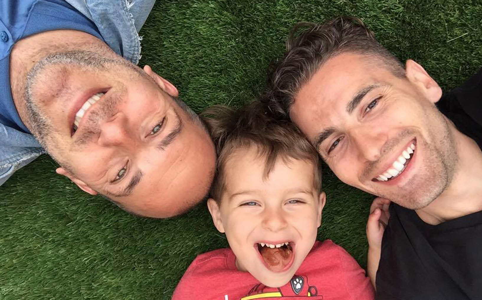 Frankie and BJ: Raising A Child In An Interfaith Home