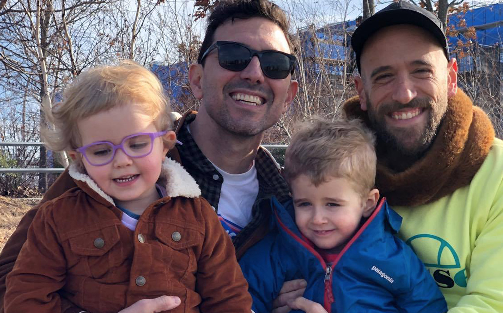 Gay Dads Save The World, Day 5: The Oncologist