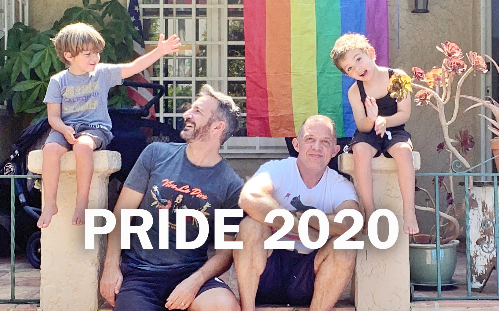 Daddy Squared Pride 2020 Special