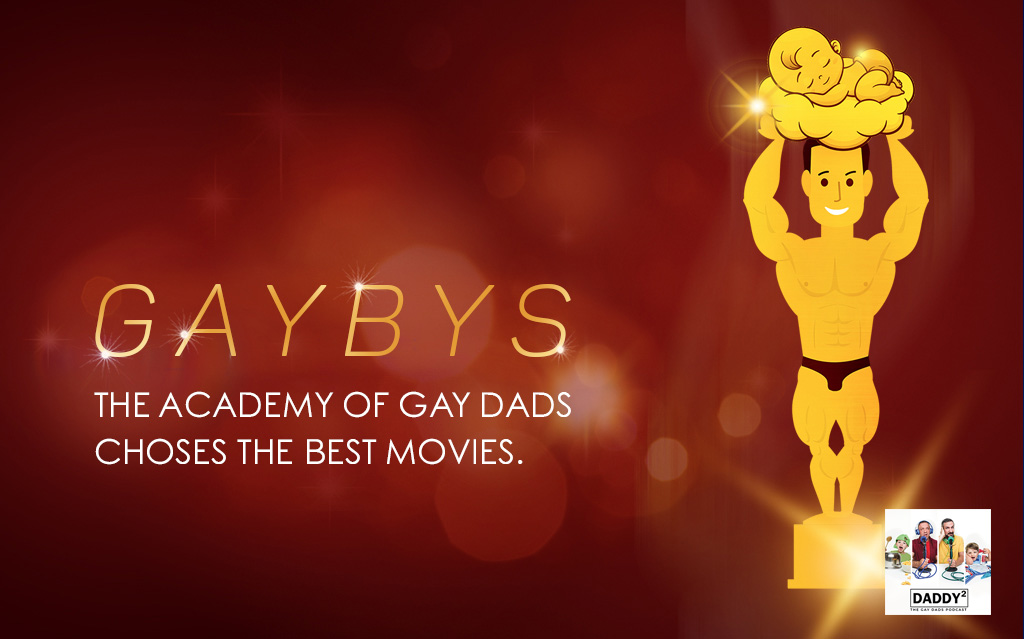 2×14 Daddy Squared Movie Awards!