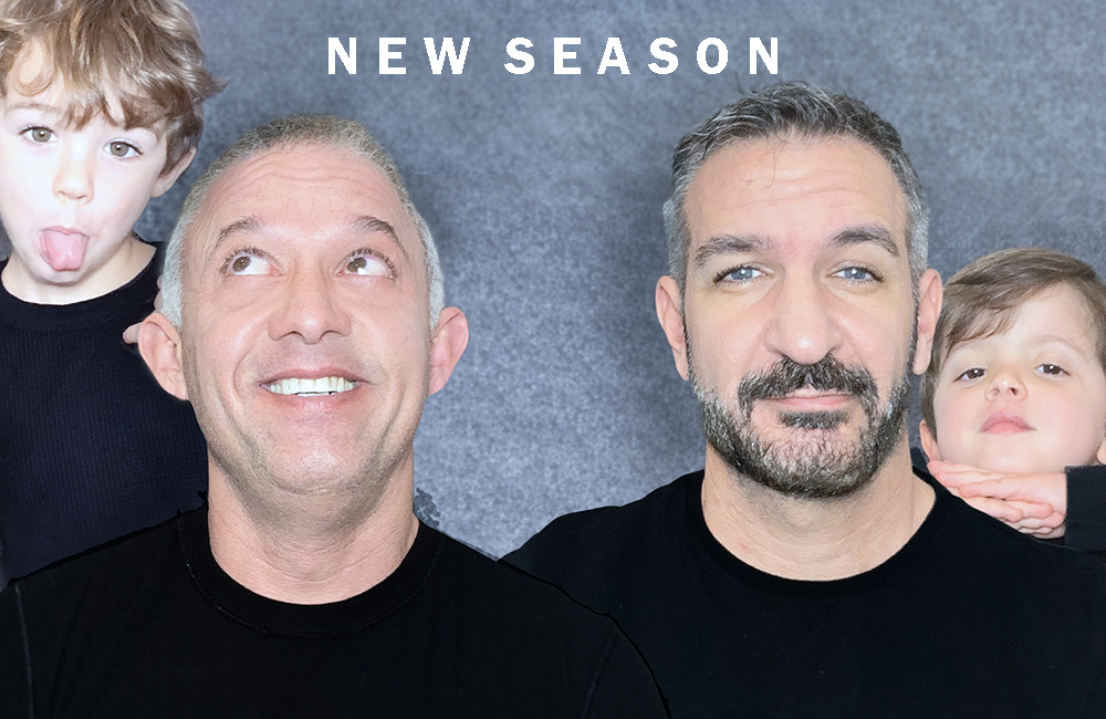Listen to Season 3 of Daddy Squared: The Gay Dads Podacst