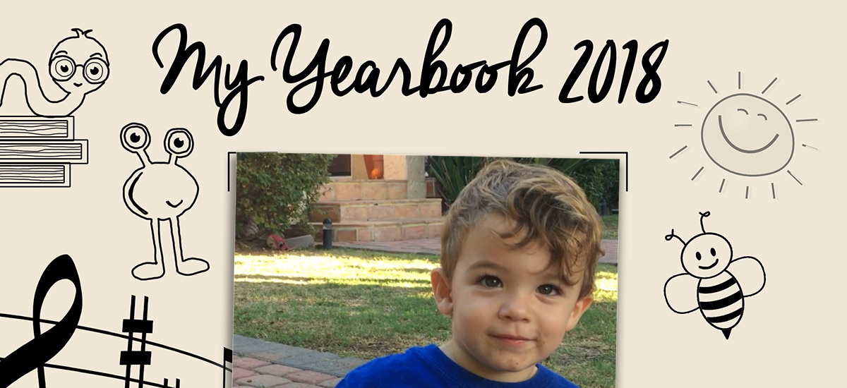 My Yearbook: Creative, Fun, Concentrated Documentation of Your Child That Will Be Remembered For Life!